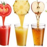 Услуги по отжиму сока из фруктов, овощей фото