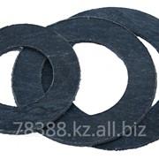 Прокладка паронитовая, Ду 250 мм, Масса 0,2 кг, Стенка 4 мм фото