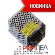 Блок питания для светодиодной ленты S-35-12 фото