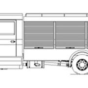 Автомобиль аварийно-спасательный ААР-7(4308)-285 фото