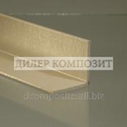 Уголок ОРВ, длина 6000 мм, ширина 100 мм, высота 100 мм, толщина 10 мм, вес 3,87 кг фото