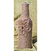 Упаковочный декоративный шпагат для вина-производство, оптовые продажи по Украине. фото