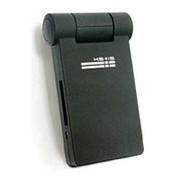 Считыватель карт памяти картридер usb 2.0 KS-is Cary TF-microSD, SD-MMC, MS, M2, USB удлинитель 0.6 метра фото