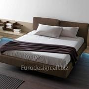 Двуспальная кровать Archiproducts Fabric фото