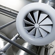 Montarea conductelor pentru ventilare фото