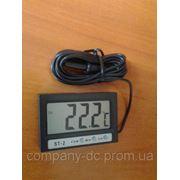 Термометр цифровой ST-2 (-50...+70) фото
