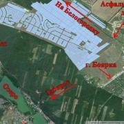 Участки Бобрица, участок 50 соток. Земли под дачное строительство. Купить участок Бобрица. Купить земельный участок фото