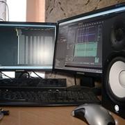 Изготовление аудиопродукции, аудиороликов, аудиорекламы (озвучка) фото