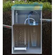 Оборудование очистки сточных вод мясокомбинатов, сепаратор жира, жироуловители. фото