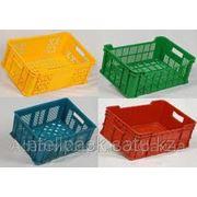 Пластиковые ящики, пластиковая тара в в Астане фото