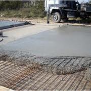 Цементный бетон фото