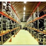 Сезонное хранение автошин и дисков всех типоразмеров. фото