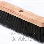 Швабра деревянная колодка с резьбой 6 рядов мягкая щетина фото