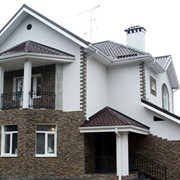 Штукатурные фасады системы PRO® фото