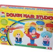 Пластилин-тесто Happy dough Салон-парикмахерская фото