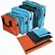 Сумка МПС-0003 /390*290 мм без ручек, необъемная, для документов, под пломбу фото