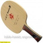 Основание, настольный теннис (защита) - LKT Toxic 5 фото