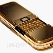 Золочение мобильных телефонов 8800