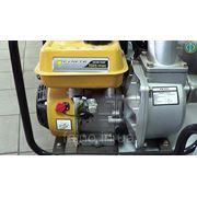 Forte FP30C (60 м3/час) бензиновая мотопомпа фото