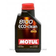 Motul 8100 ECO-clean 0W-30 1л фото