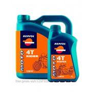 Repsol Moto Rider 4T 10W-40 1л фото