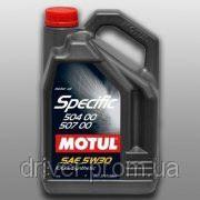 Моторное масло MOTUL SPECIFIC VW 504/507 SAE 5W-30 5л фото