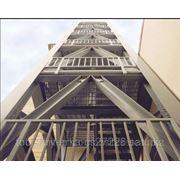 КОНСТРУКЦИИ строительные для ангаров,складов, цехов. фото