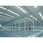Металлоконструкция для торговой центр, промышленная здания, склад, офис, спорт комплекс, школа, аэропорт, бизн фото