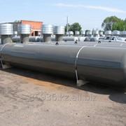 Резервуары подземного размещения отопительные. Высота горловины 500 мм, диаметр 530 мм. СУГ - 9,2 (6 мм) фото