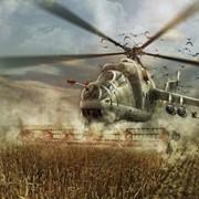 Модернизация гражданских вертолетов К-32. фото