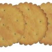 Крекер с луком фото