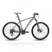 "Велосипед 27,5"" PRIDE XC-650 MD черно-серый матовый SKD-92-64 фото"