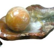 Уникальные изделия из камней-самоцветов фото