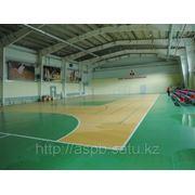 Строительство быстровозводимых спортивных сооружений под ключ. фото