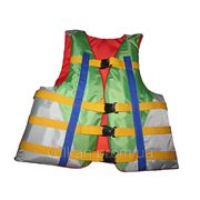 Спасательный жилет 110-130кг фото