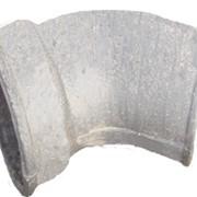 Отвод для труб чугунный ф50-150 фото