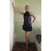 Пошив вечерего короткого платья фото