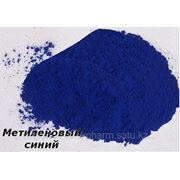Метилленовый синий фото