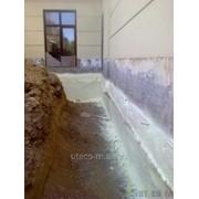 Утепление и гидроизоляция фундаментов и цокольных этажей фото