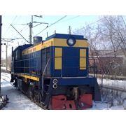 Ремонт ж/д вагонов и тепловозов фото