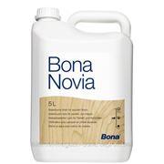 Bona Novia (Бона Новиа)водный паркетный лак, екологический 5л. фото