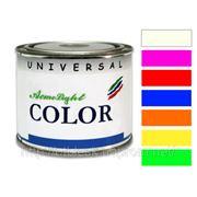 Краска флуоресцентная водоэмульсионная Fluor Light для любых поверхностей фото