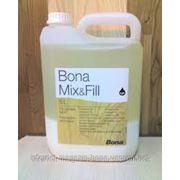 Bona Mix Fill шпаклёвка под водный лак. 5л ( Швеция) фото