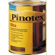 Pinotex ULTRA NEW 07 1л махагон (красное дерево) 47104 фото