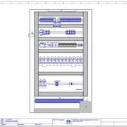 Проектирование шкафов управления фото