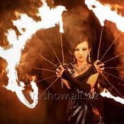 Огненное пиротехническое шоу Kashmir – fireshow фото