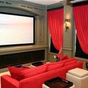 """Домашний кинотеатр,акустические системы,экраны,проекторы,системы """"Multiroom"""",кресла для """"домашнего кинотеатра"""". фото"""