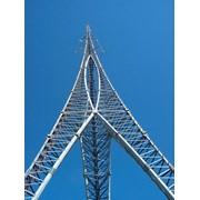 Строительство базовых станций мобильной связи. Обследование, расчет несущей способности, проект реконструкции для антенно-мачтовых сооружений, а также решетчатых и многогранных опор ЛЭП фото