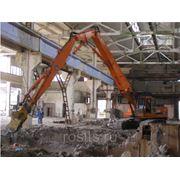 Разрушитель зданий DOOSAN S340LC-V SDM фото