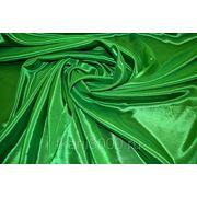 Перл-шифон зеленый фото
